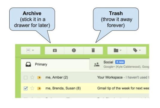 Gmail Tip of the Week