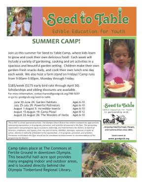 Seed to Table Summer Camp_2016-07-15(Summer Camps)