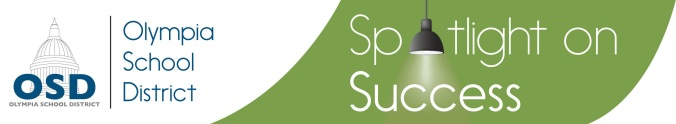 Spotlight on Success logo, which features the OSD logo and the words Spotlight on Success with a spotlight image replacing the O in Spotlight