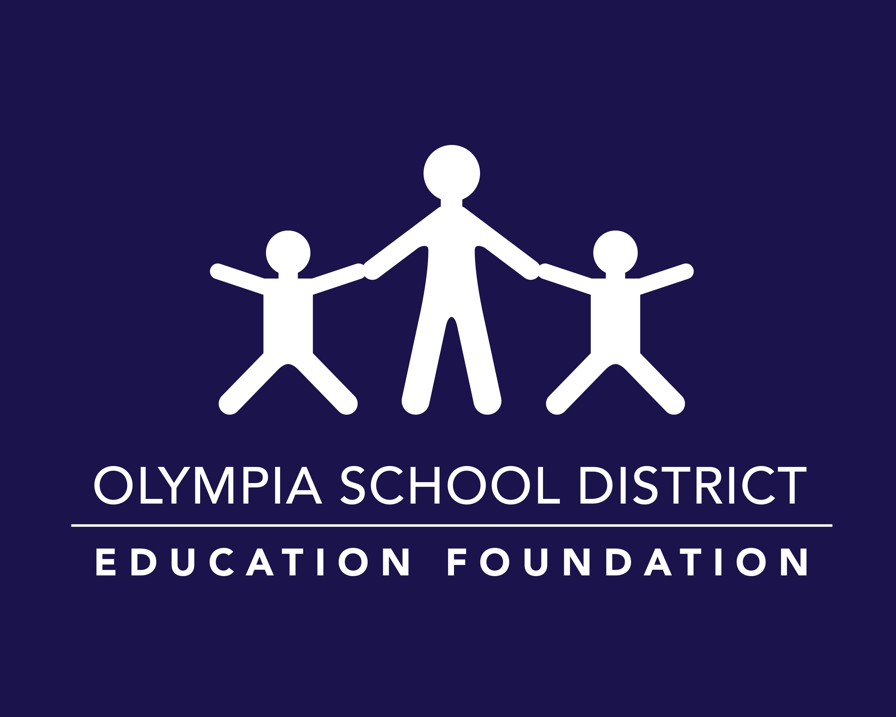 OSDEF Logo with image of stick figures of an adult and children and the name of the Foundation beneath