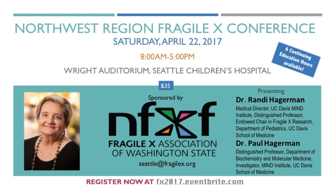 Fragile X conference
