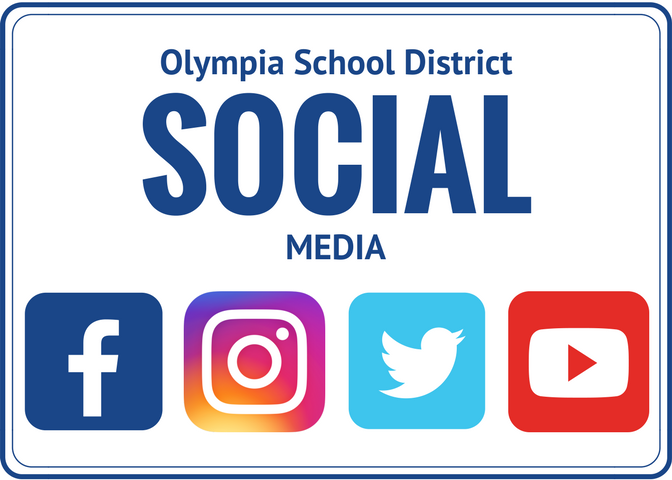 Graphic titled Olympia School District So