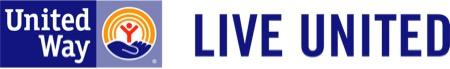 United Way Live United words with United Way logo