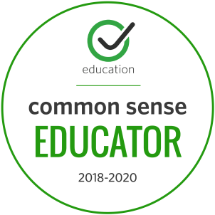 Common sense educator 2018-20 logo