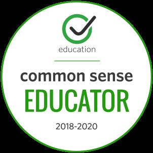 Common sense educator 2018-20 logo