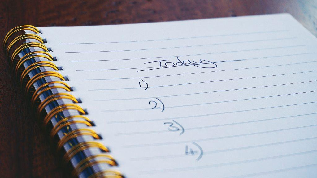 Empty to-do list