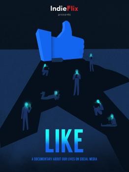 LIKE movie poster