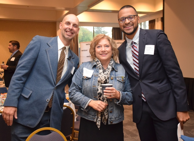 PHoto of guests at the 2018 OSDEF Principal's Emergency Fund breakfast
