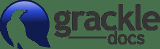 Grackle Docs logo